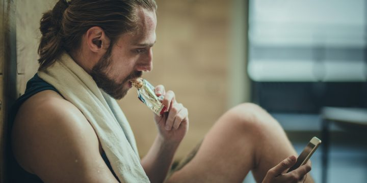 Ät rätt efter träning
