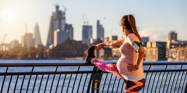 Träning för gravida